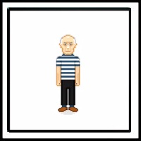 100 Pics Pixel People Level 88