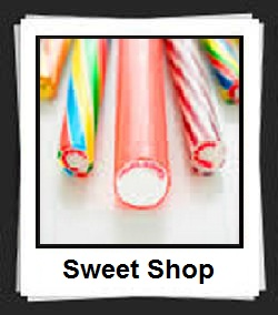 100 Pics Sweet Shop Answers