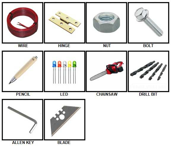 100 Pics Toolbox Answers 11-20