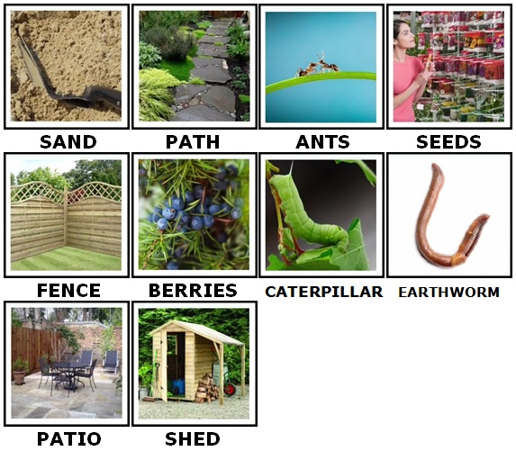 100 Pics Gardening Answers 11