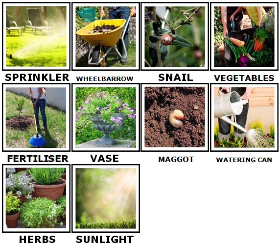 100 Pics Gardening Answers 31