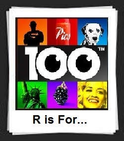 100 Pics R is For Answers
