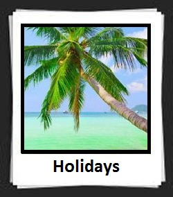 100 Pics Holidays Answers