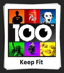 100 Pics Keep Fit Answers 41