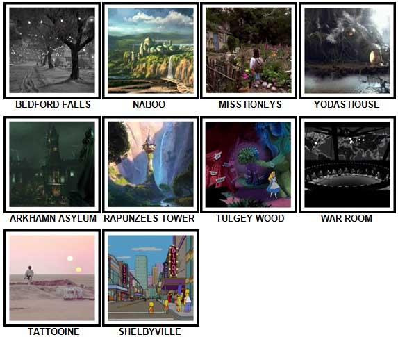 100 Pics Fantasy Lands 2 Level 71-80