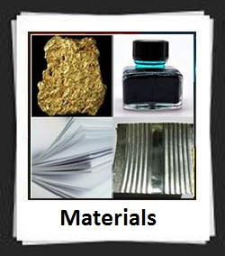100 Pics Materials Answers