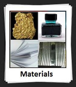 100 Pics Materials Answers