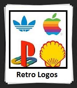 100 Pics Retro Logos Answers