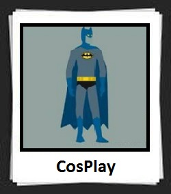 100 Pics CosPlay Answers