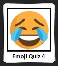 100 Pics Emoji Quiz 4 Answers