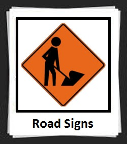 100 Pics Road Signs Answers