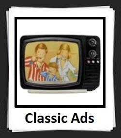 100 Pics Classic Ads Answers