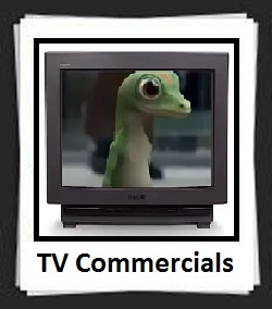 100 Pics TV Commercials Answers