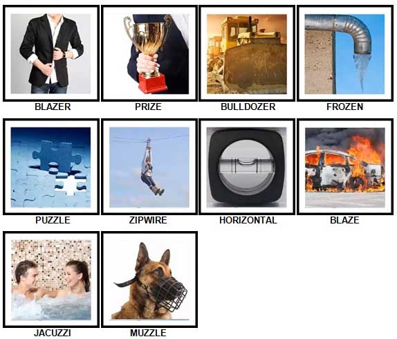 100 Pics Z is In Answers 21-30