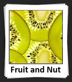 100 Pics Fruit and Nut Answers