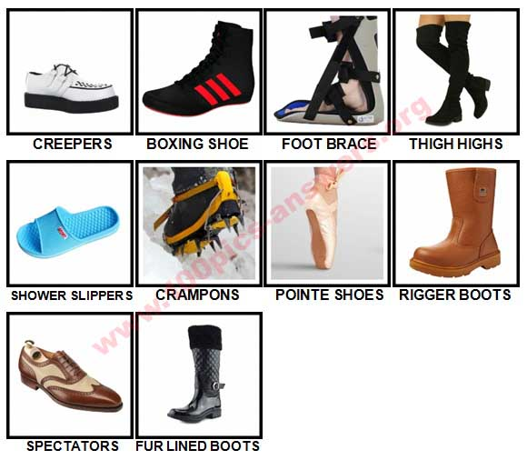 100-pics-footwear-level-61-70-answers
