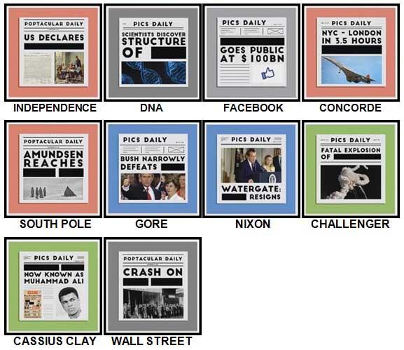100-pics-headlines-level-21-30-answers