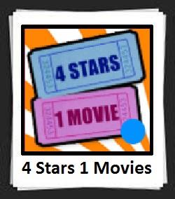 100 Pics 4 Stars 1 Movie Answers