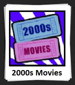100 Pics 2000s Movies Answers