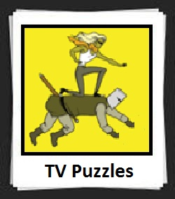 100 Pics TV Puzzles Answers