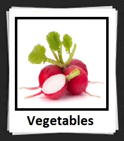 100 Pics Vegetables Answers