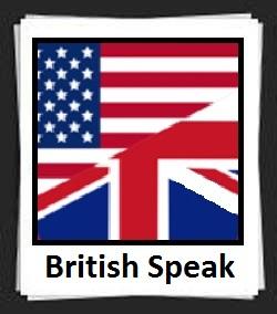 100 Pics British Speak Answers