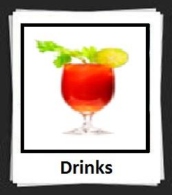 100 Pics Drinks