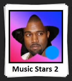100 Pics Music Stars 2 Answers