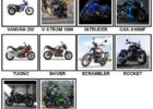 100 Pics Motorcycles Level 71-80 Answers