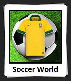 100 Pics Soccer World Answers