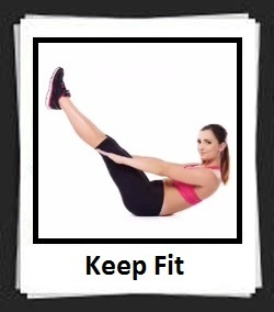 100 Pics Keep Fit Answers