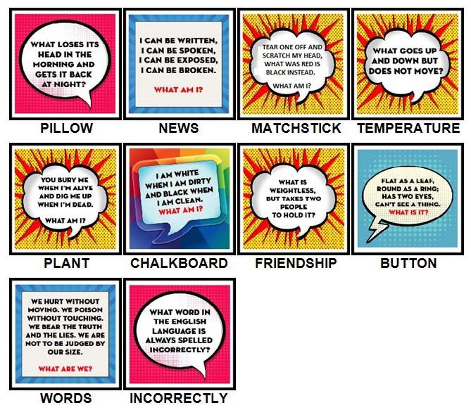 100 Pics Riddles Level 31 40 Answers 100 Pics Answers