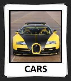 100 Pics Cars Answers