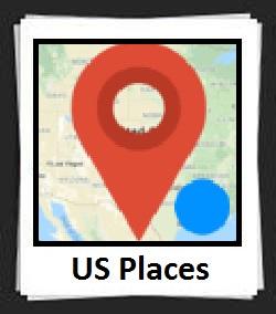 100 Pics US Places Answers