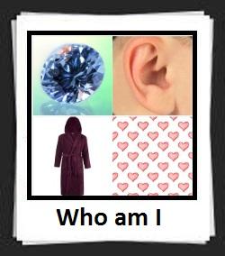 100 Pics Who am I Answers