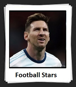 100 Pics Football Stars Answers