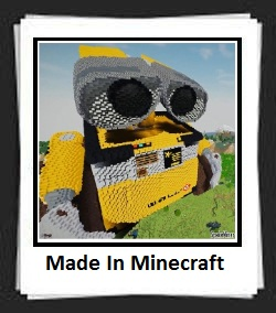 100 Pics Made in Minecraft Answers
