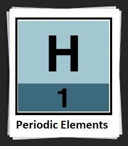 100 Pics Periodic Elements Answers